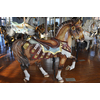 This is one the horses we restored for the Virginia Air & Space Center.